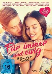 Für immer und ewig (9 Filme auf 3 DVDs), 3 DVDs