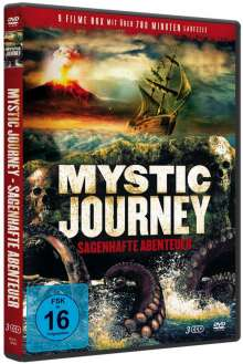 Mystic Journey (9 Filme auf 3 DVDs), 3 DVDs