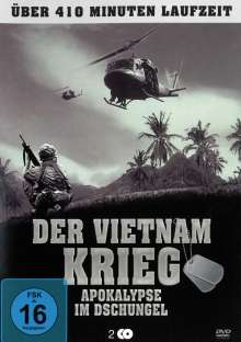 Der Vietnam Krieg - Apokalypse im Dschungel, 2 DVDs
