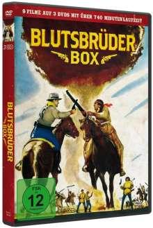 Blutsbrüder (9 Filme auf 3 DVDs), 3 DVDs
