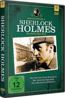 Sherlock Holmes 2, DVD