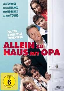 Allein zu Haus mit Opa, DVD
