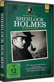 Sherlock Holmes Collector's Edition Vol. 7, DVD