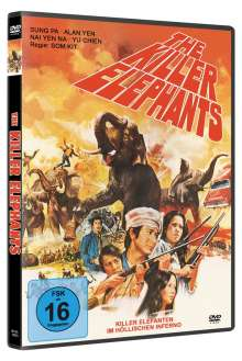 Killer Elephants, DVD