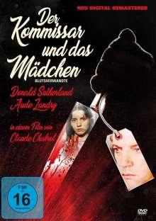 Der Kommissar und das Mädchen (Blutsverwandte), DVD
