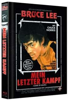 Mein letzter Kampf (Blu-ray & DVD im Mediabook), 1 Blu-ray Disc und 1 DVD