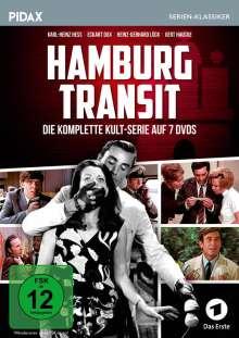 Hamburg Transit (Komplette Serie), 7 DVDs