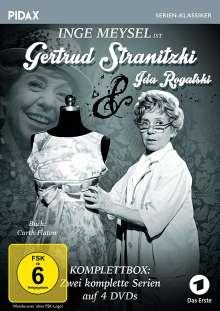 Gertrud Stranitzki & Ida Rogalski (Komplette Serien), 4 DVDs