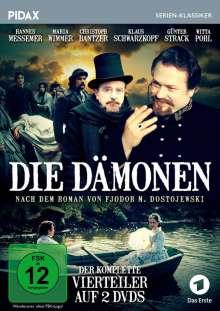 Die Dämonen, 2 DVDs
