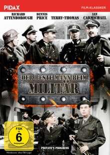 Der beste Mann beim Militär, DVD