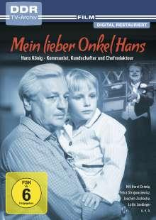 Mein lieber Onkel Hans, DVD