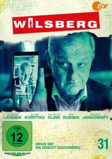 Wilsberg DVD 31: Minus 196 Grad / Ins Gesicht geschrieben, DVD