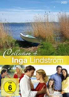 Inga Lindström Collection 4, 3 DVDs