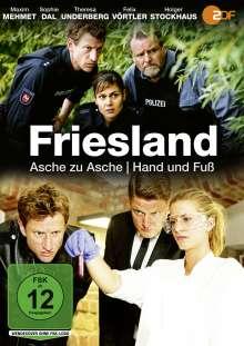 Friesland: Asche zu Asche / Hand und Fuß, DVD