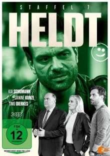 Heldt Staffel 7, 3 DVDs
