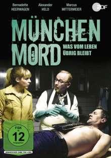 München Mord: Was vom Leben übrig bleibt, DVD