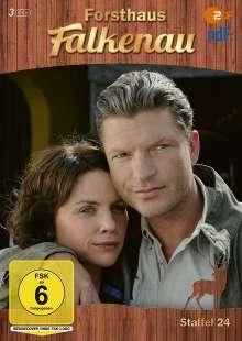 Forsthaus Falkenau Staffel 24 (finale Staffel), 3 DVDs