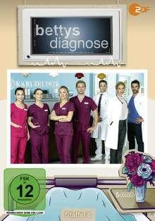 Bettys Diagnose Staffel 6, 5 DVDs