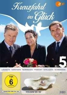 Kreuzfahrt ins Glück Box 5, 3 DVDs