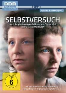 Selbstversuch, DVD