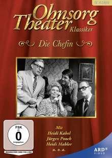 Ohnsorg Theater: Die Chefin, DVD