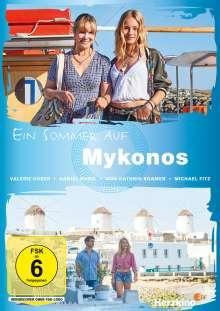 Ein Sommer auf Mykonos, DVD