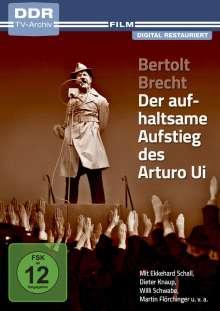 Der aufhaltsame Aufstieg des Arturo Ui (1974), DVD