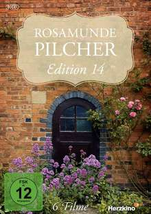 Rosamunde Pilcher Edition 14 (6 Filme auf 3 DVDs), 3 DVDs