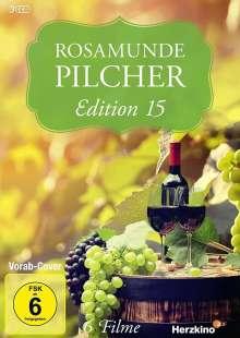 Rosamunde Pilcher Edition 15 (6 Filme auf 3 DVDs), 3 DVDs