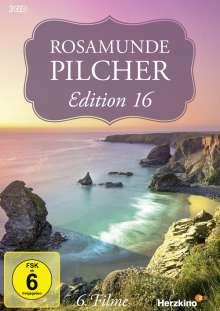 Rosamunde Pilcher Edition 16 (6 Filme auf 3 DVDs), 3 DVDs