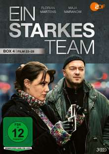 Ein starkes Team Box 4 (Film 23-28), 3 DVDs