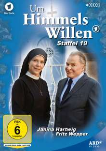 Um Himmels Willen Staffel 19, 4 DVDs