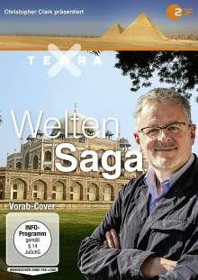Terra X: Welten-Saga, 2 DVDs