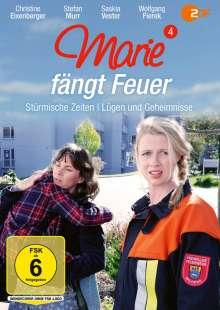 Marie fängt Feuer 4: Stürmische Zeiten / Lügen und Geheimnisse, DVD