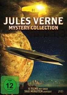 Jules Verne Mystery Collection (6 Filme auf 2 DVDs), 2 DVDs