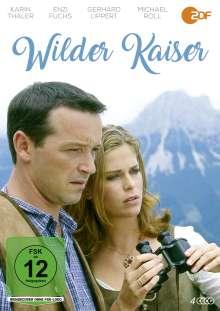 Wilder Kaiser (Komplette Serie), 4 DVDs
