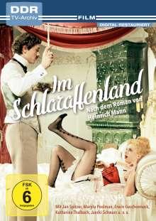 Im Schlaraffenland, DVD