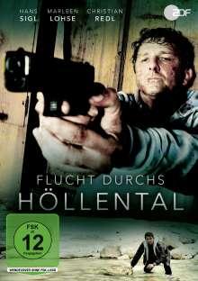 Flucht durchs Höllental, DVD