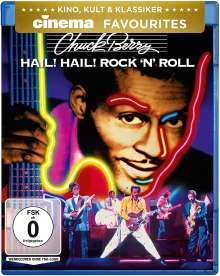 Hail, Hail...Rock'n' Roll (Blu-ray), Blu-ray Disc