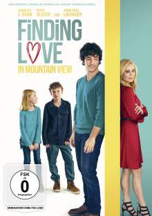 Finding Love in Mountain View, DVD