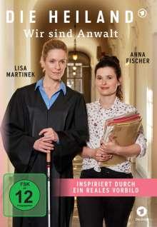 Die Heiland - Wir sind Anwalt Staffel 1, 2 DVDs
