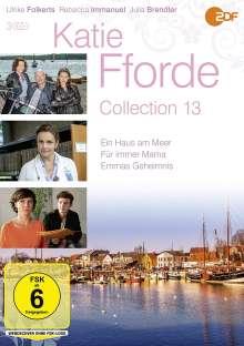 Katie Fforde Collection 13, 3 DVDs