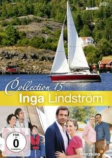 Inga Lindström Collection 15, 3 DVDs