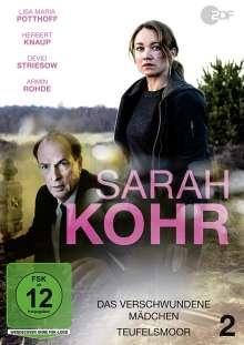 Sarah Kohr DVD 2: Das verschwundene Mädchen / Teufelsmoor, DVD