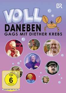 Voll Daneben - Gags mit Diether Krebs, DVD