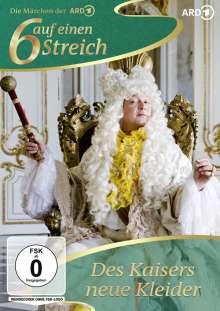 Sechs auf einen Streich - Des Kaisers neue Kleider, DVD