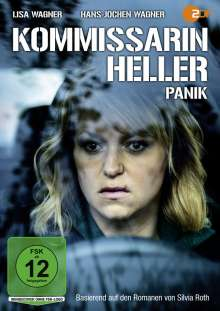 Kommissarin Heller: Panik, DVD