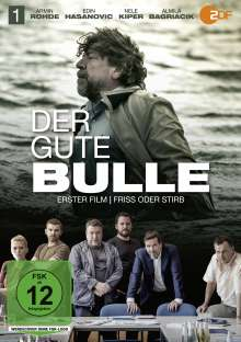 Der gute Bulle: Erster Film / Friss oder stirb, DVD