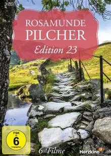 Rosamunde Pilcher Edition 23 (6 Filme auf 3 DVDs), 3 DVDs
