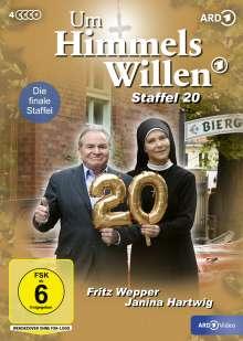 Um Himmels Willen Staffel 20 (finale Staffel), 4 DVDs